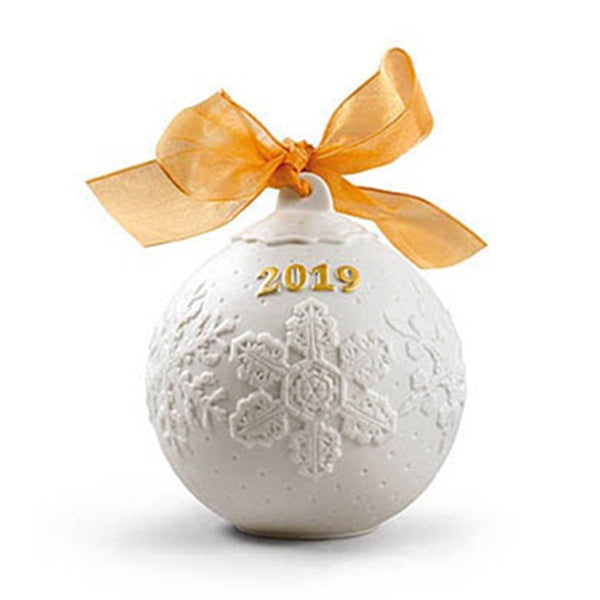 Lladro 2019 Christmas Ball (Re-Deco) 01018444