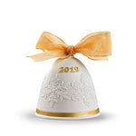 Lladro 2019 Christmas Bell (Re-Deco) 01018447