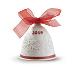 Lladro 2019 Christmas Bell (Re-Deco Red) 01018448