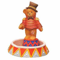Cherished Teddies Bruno-Step Right Up And Smile 103713