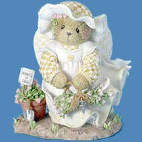 Cherished Teddies Anna Marie-My Garden Is A Little Piece.. 107021