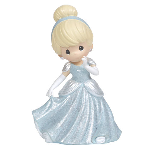Precious Moments Disney Cinderella Rotating Musical 124102