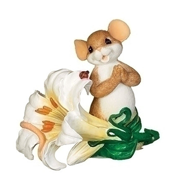 Charming Tails Easter Lily 12876
