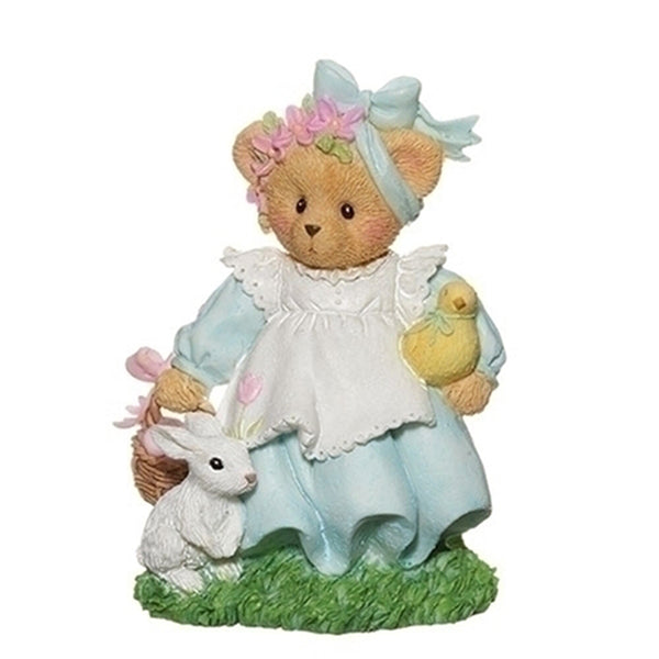 Cherished Teddies Addie 2019 Easter 12922