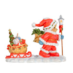 Cherished Teddies 2018 Annual Santa William 132073 PRE-ORDER