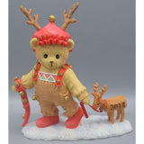 Cherished Teddies 2018 Ryan - Annual Christmas Figurine 132075