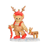 Cherished Teddies 2018 Ryan - Annual Christmas Figurine 132075 PRE-ORDER!