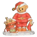 Cherished Teddies Chris Santa Bear 132844