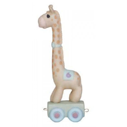 Precious Moments Birthday Train Giraffe Age 6 142026