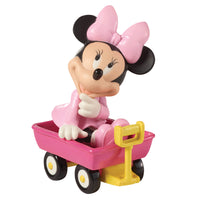 Precious Moments Dreams And Wonder - Minnie In Red Wagon 153700