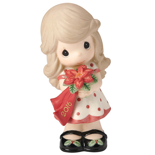 Precious Moments 2016 Christmas Figurine 161001