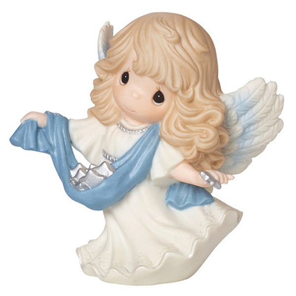 Precious Moments Guide Us To Thy Perfect Light Figurine 161034