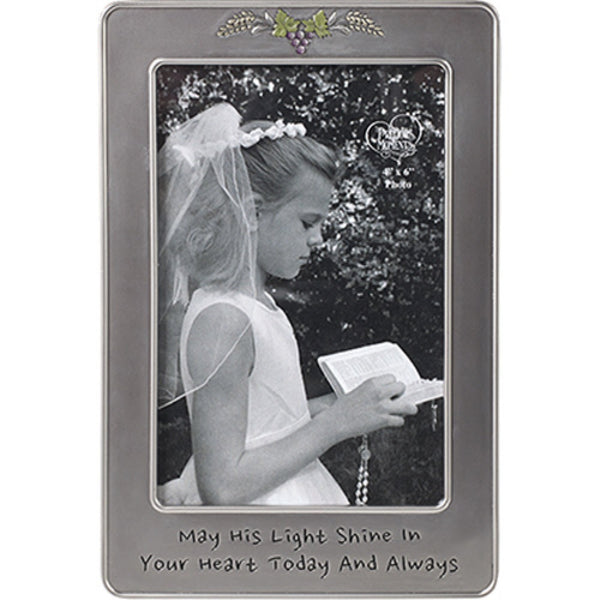 Precious Moments First Communion Photo Frame 172408
