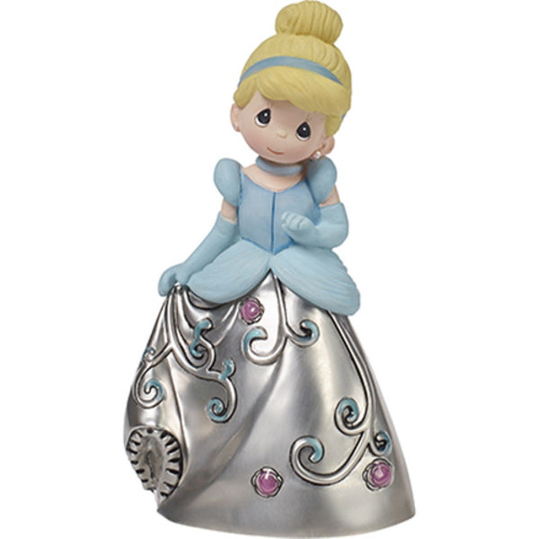 Precious Moments Cinderella Decorative Bell 172422