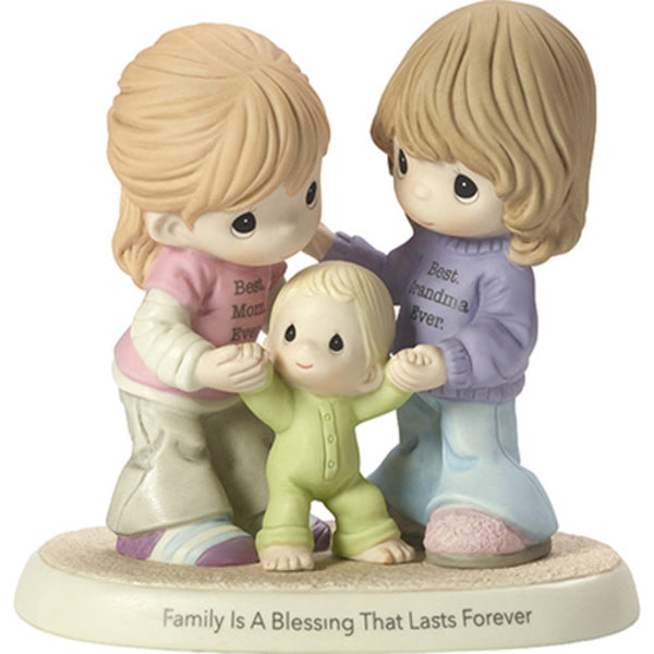 Precious Moments Family Is A Blessing That Lasts Forever 173009