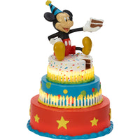 Precious Moments Mickey's Birthday Wishes LED 182702