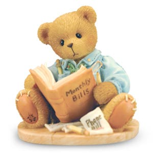 Cherished Teddies Dad- You're Due For A Hug! 203459