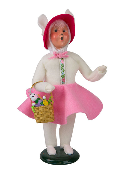 Byers Choice Easter Girl 2016 2213B
