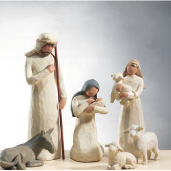 Willow Tree 6 Pc. Nativity Set 26005