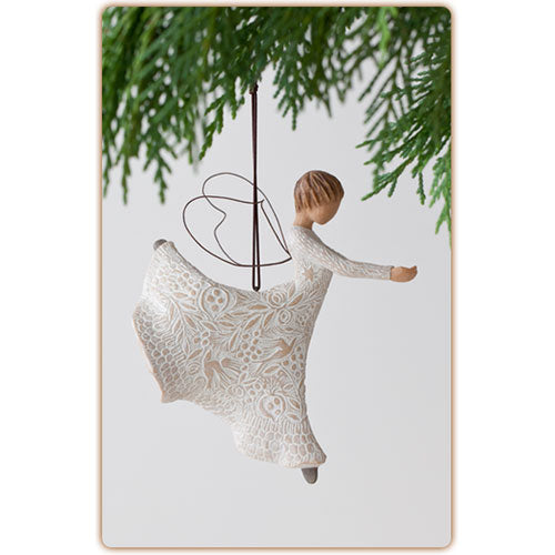 Willow Tree Dance of Life Ornament 27245