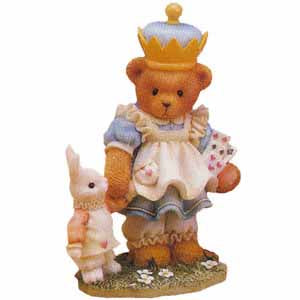 Cherished Teddies Alicia-Through The Loooking Glass- I See 302465
