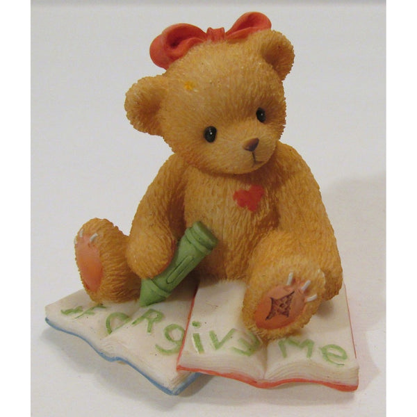 Cherished Teddies Forgive Me 303100