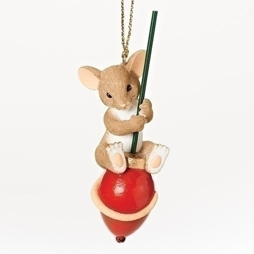 Charming Tails You Make The Season Brighter Ornament 30384
