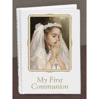 Communion Book - Girl 40009