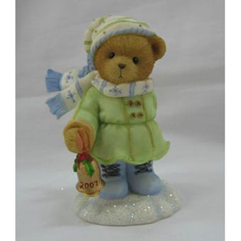 Cherished Teddies Rosalee-May Your Season Ring W/Happine 4008149