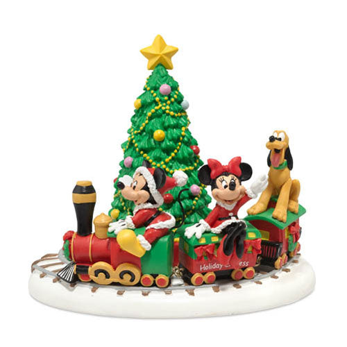 D56 Mickey's Holiday Express 4020326