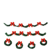 D56 City Holiday Boughs, Set Of 5 4025448