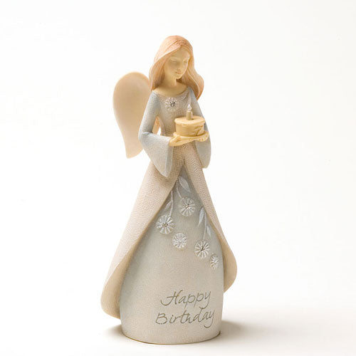 Foundations Happy Birthday Angel Mini 4025646