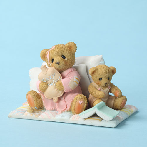 Cherished Teddies Get Cozy And Feel Better Soon 4025781