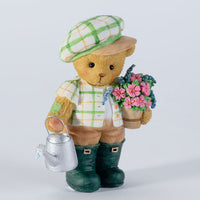Cherished Teddies Cedric - Nuture What Brings You Joy 4027224