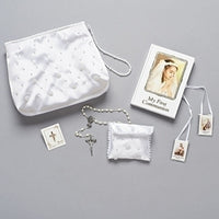 Communion Purse & Rosary Bag w/Book 6 pc set 40302