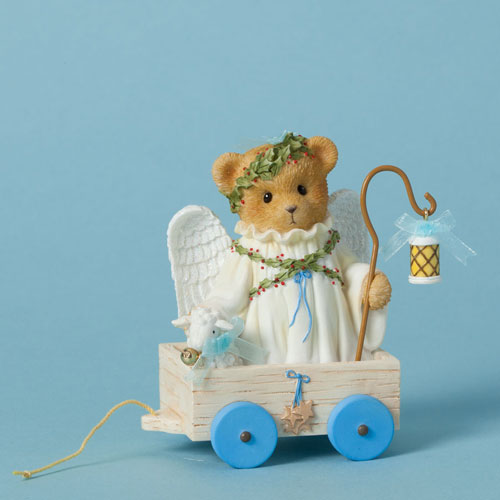 Cherished Teddies Roberta - Rejoice In The Way The Seasosn 4040471
