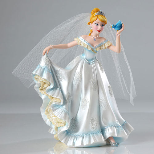 Disney Traditions Cinderella Bridal Figurine 4045443
