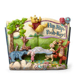Disney Traditions Hip, Hip, Pooh-Ray Storybook 4046053