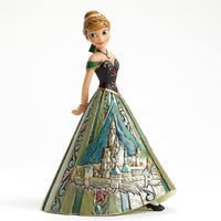 Disney Traditions Anna Castle Dress 4048661