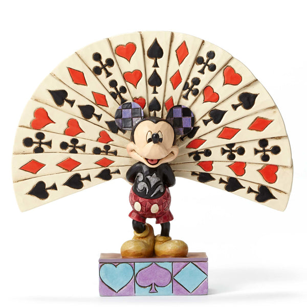 Disney Traditions Mickey Cards 4050405