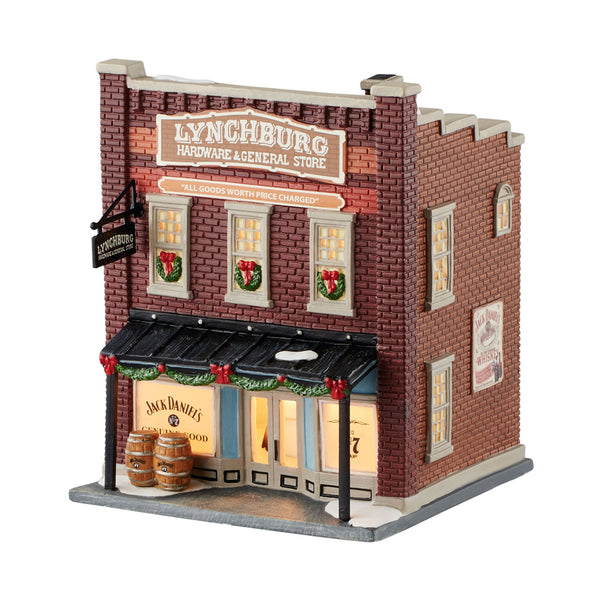 D56 Lynchburg Hardware & General Store 4050948