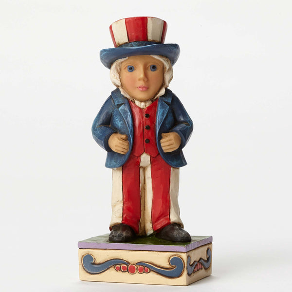 Jim Shore Uncle Sam Mini 4051425