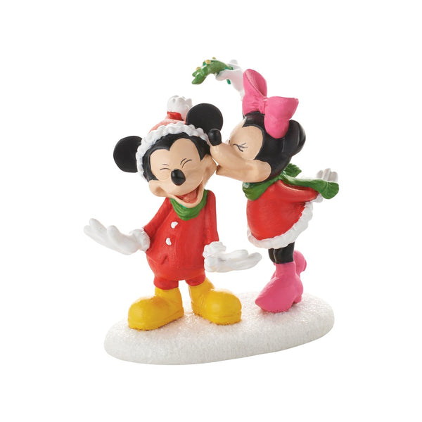 D56 Mickey's Christmas Kiss 4053053