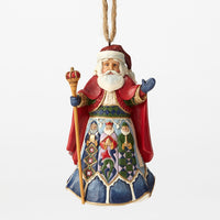 Jim Shore Spanish Santa Ornament 4053837
