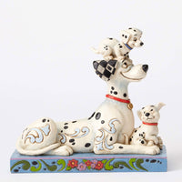 Disney Traditions Pongo with Penny and Rolly 4054278