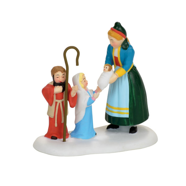 D56 The Children's Nativity 4056622