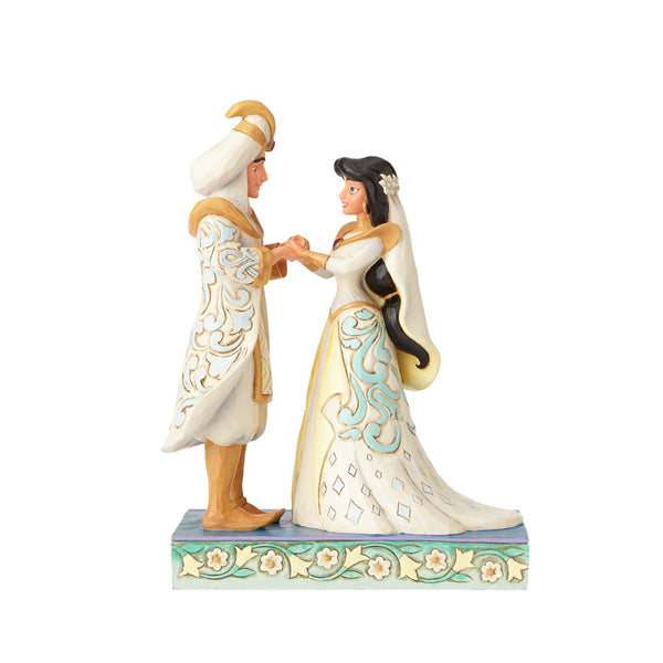 Disney Traditions Jasmine & Aladdin Wedding 4056750