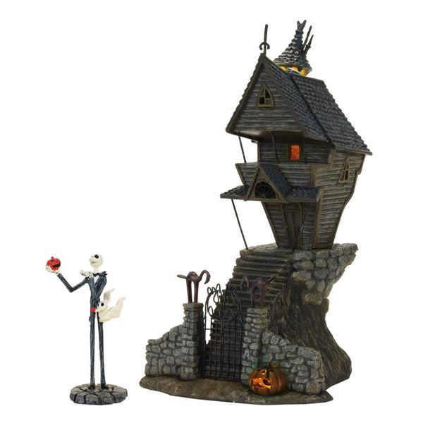 D56 Jack Skellington's House 4058117