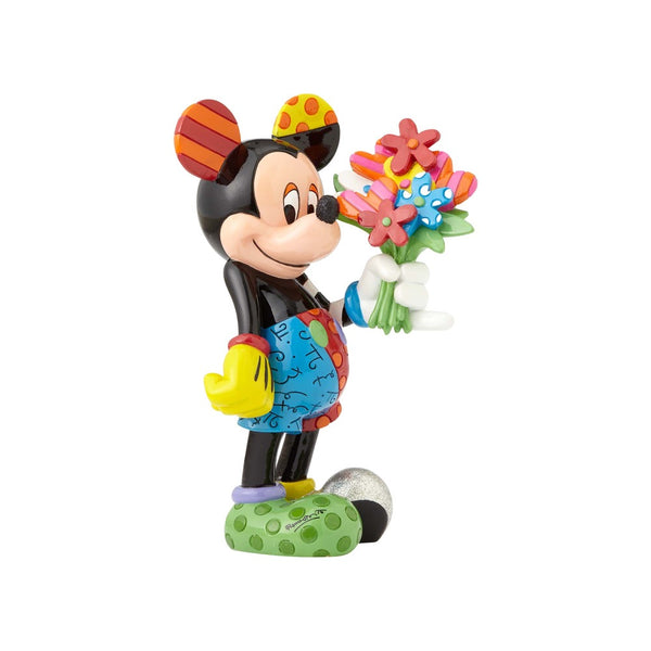 Disney by Britto Mickey Mouse with Flowers 4058180