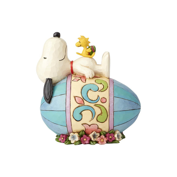 Jim Shore Snoopy on Easter Egg 4059432